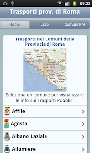 Orari Bus & Treni Italia - screenshot thumbnail