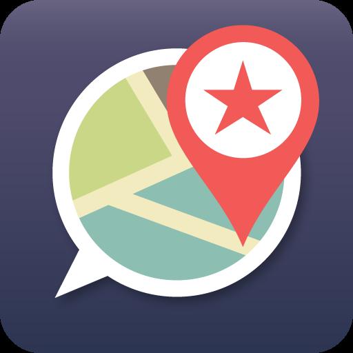Maps & GPS Navigation 工具 App LOGO-硬是要APP