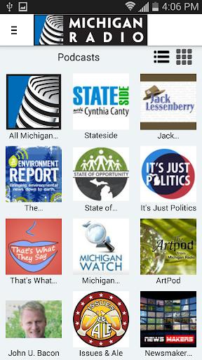 Michigan Radio App V4
