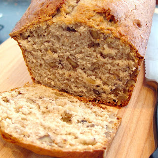 Old Fashioned Banana Nut Bread