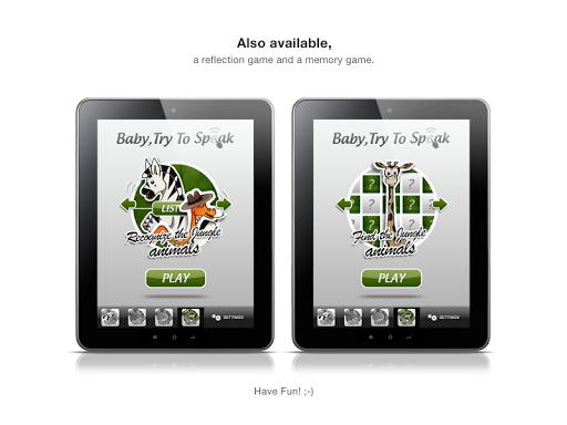 玩免費教育APP|下載Baby, Try To Speak 4 app不用錢|硬是要APP