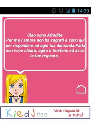 KiedjMee - screenshot
