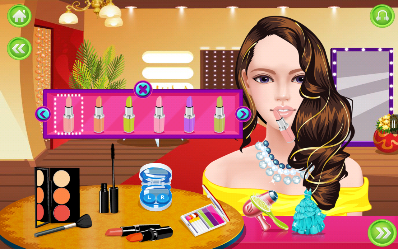 Make Up Salon! - screenshot