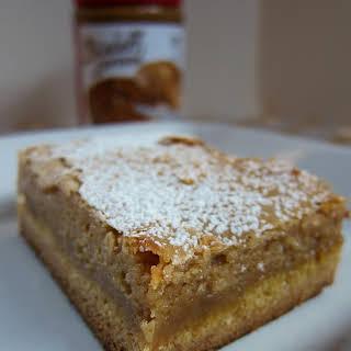 Biscoff Gooey Butter Cake.