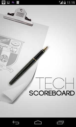 PSG TECH Scoreboard