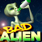 Talking Bad Alien • NO ADS