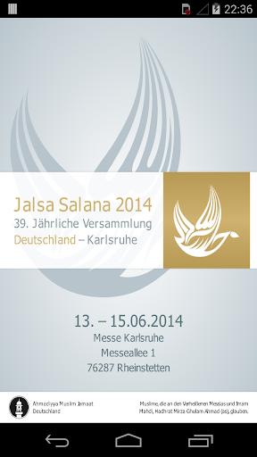 Jalsa Salana 2014 Deutschland