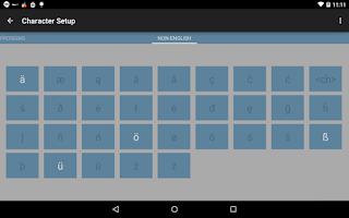 Screenshot of Koch Morse Trainer Pro