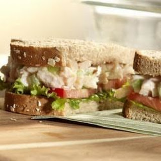 Swanson® Heart Healthy Chicken Sandwich.