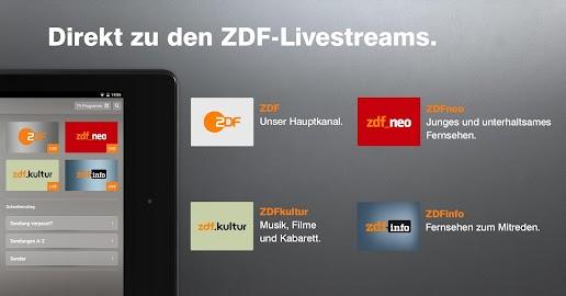 ZDF-App Screenshot 8