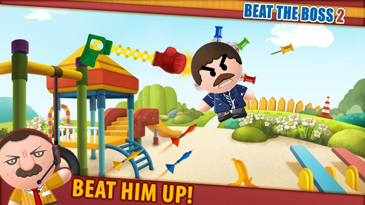 Beat the Boss 2 - screenshot