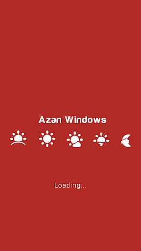 Azan Windows