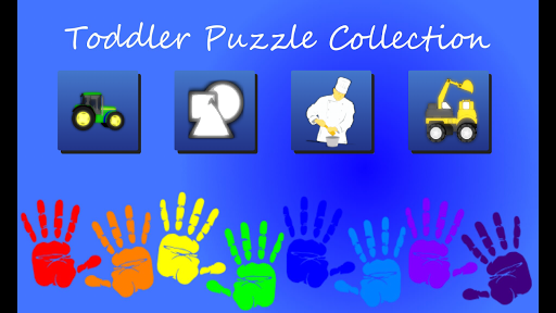 Toddler Puzzle Collection Full
