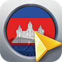 Phnom Penh Offline Map icon