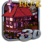 Cartoon Village 3D Free