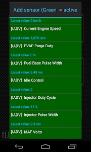 Advanced EX for INFINITI v1.1