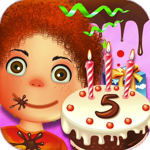 子供の誕生日パーティー 休閒 App LOGO-硬是要APP