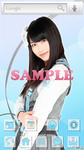 AKB48きせかえ 公式 横山由依-Amu-