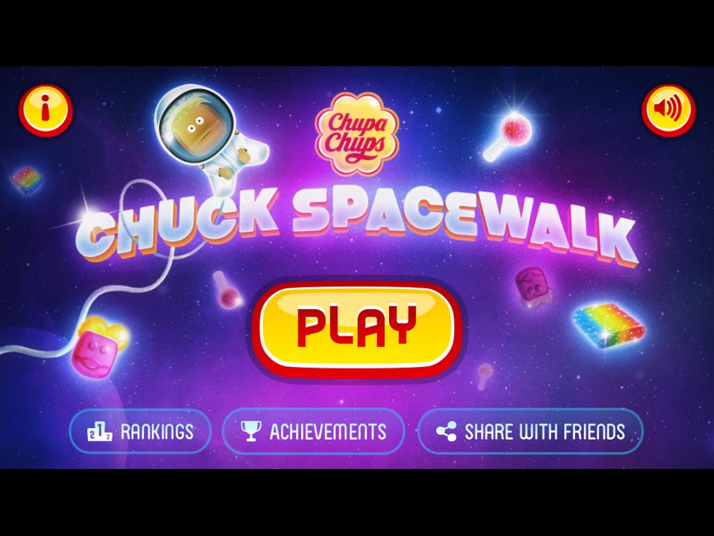 Chuck SpaceWalk- screenshot
