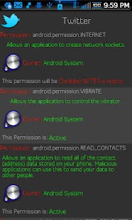 Permissions Denied - screenshot thumbnail