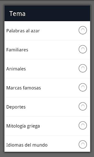 Sopa de Letras Espau00f1ol 1.2 screenshots 4