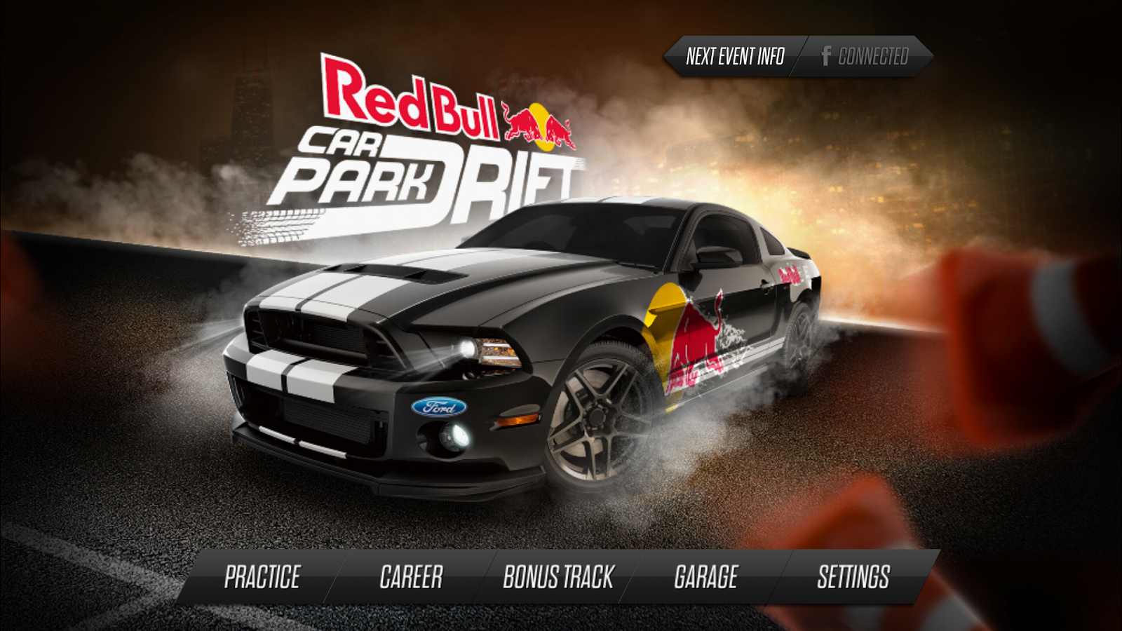 Red Bull Car Park Drift Android Apps On Google Play