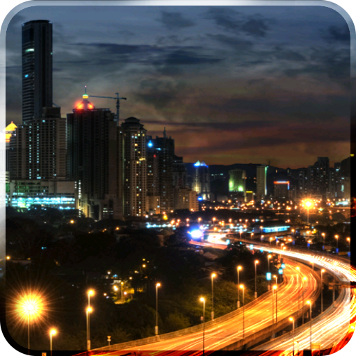 City At Night Live Wallpaper Apps On Google Play