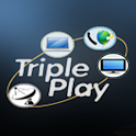Live TV VOD - Triple Play Tab icon