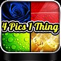 4 Pics 1 Thing icon
