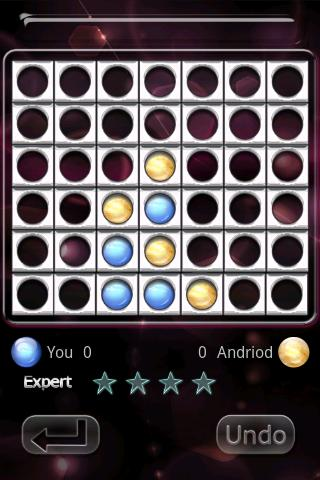 Super Connect 4 - screenshot