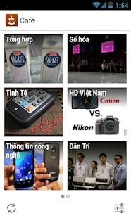 Café - Đọc tin tức Việt