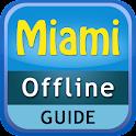 Miami Offline Travel Guide icon