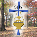 SJW Religious Vocations App logo