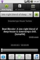 Screenshot of Radio RIP