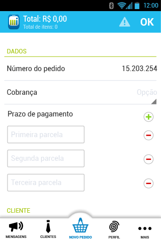 Vendas MITIS 1.27.0 screenshots 2