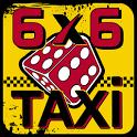 6x6 Taxi Rendelés icon