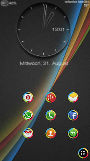 The Droid Effect icon theme 1