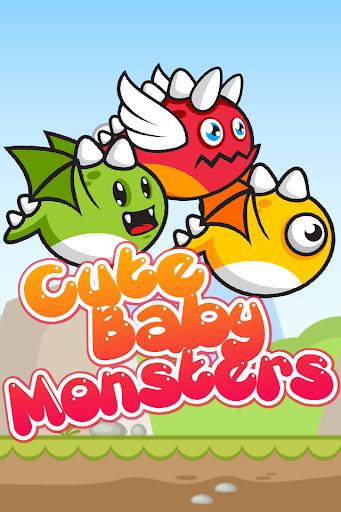 Cute Baby Monsters
