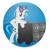 Vinyl Scratch's Bass Cannon