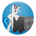 Vinyl Scratch\'s Bass Cannon