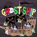 Ghost Ship Halloween icon