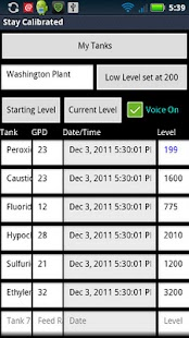Tank Level Monitor- screenshot thumbnail