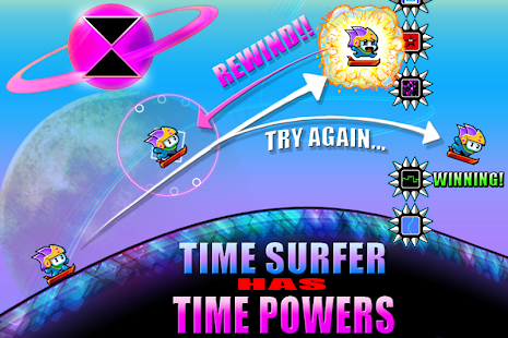 Time Surfer- screenshot thumbnail