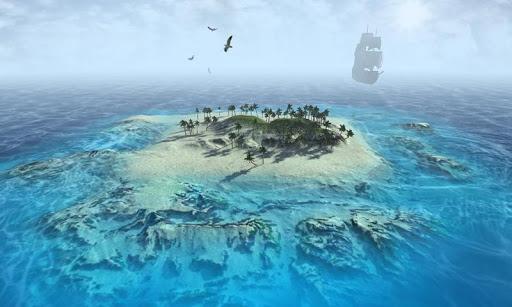 Daydream HD: 3D Ocean Fantasy