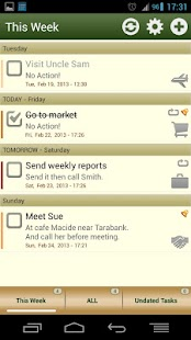 Task List - To Do list Widget - screenshot thumbnail
