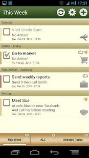 Task List - To Do list Widget - screenshot thumbnail