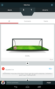 Squawka Football App- screenshot thumbnail