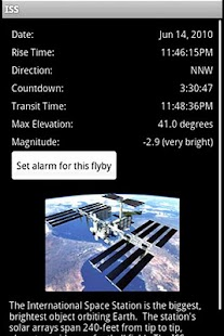 Satellite Flybys - screenshot thumbnail