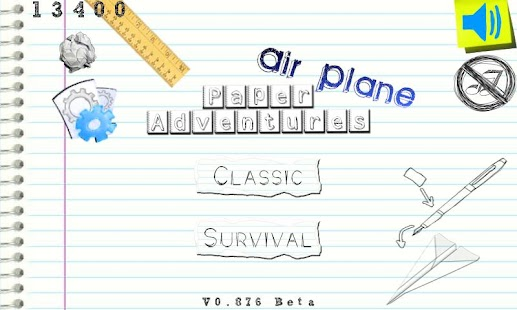 Paper Adventures: Plane - screenshot thumbnail