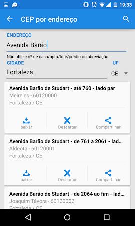 CepLive-O - Brazil address v0.1L screenshot 2024341